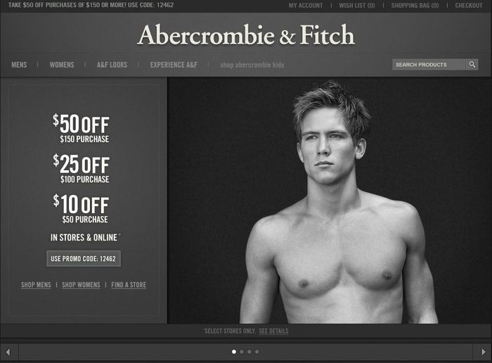 Get great discounts and free shipping! 14 Abercrombie Kids coupons now on RetailMeNot. December coupon codes end soon!